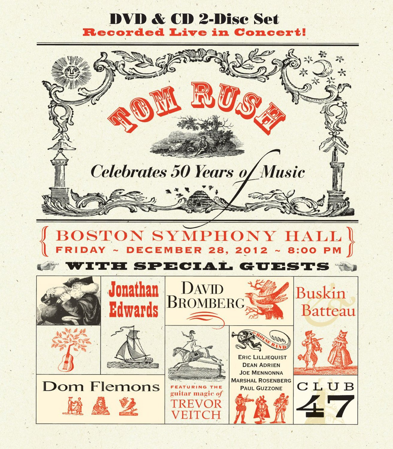 Celebrates 50 Years of Music (includes Live DVD)