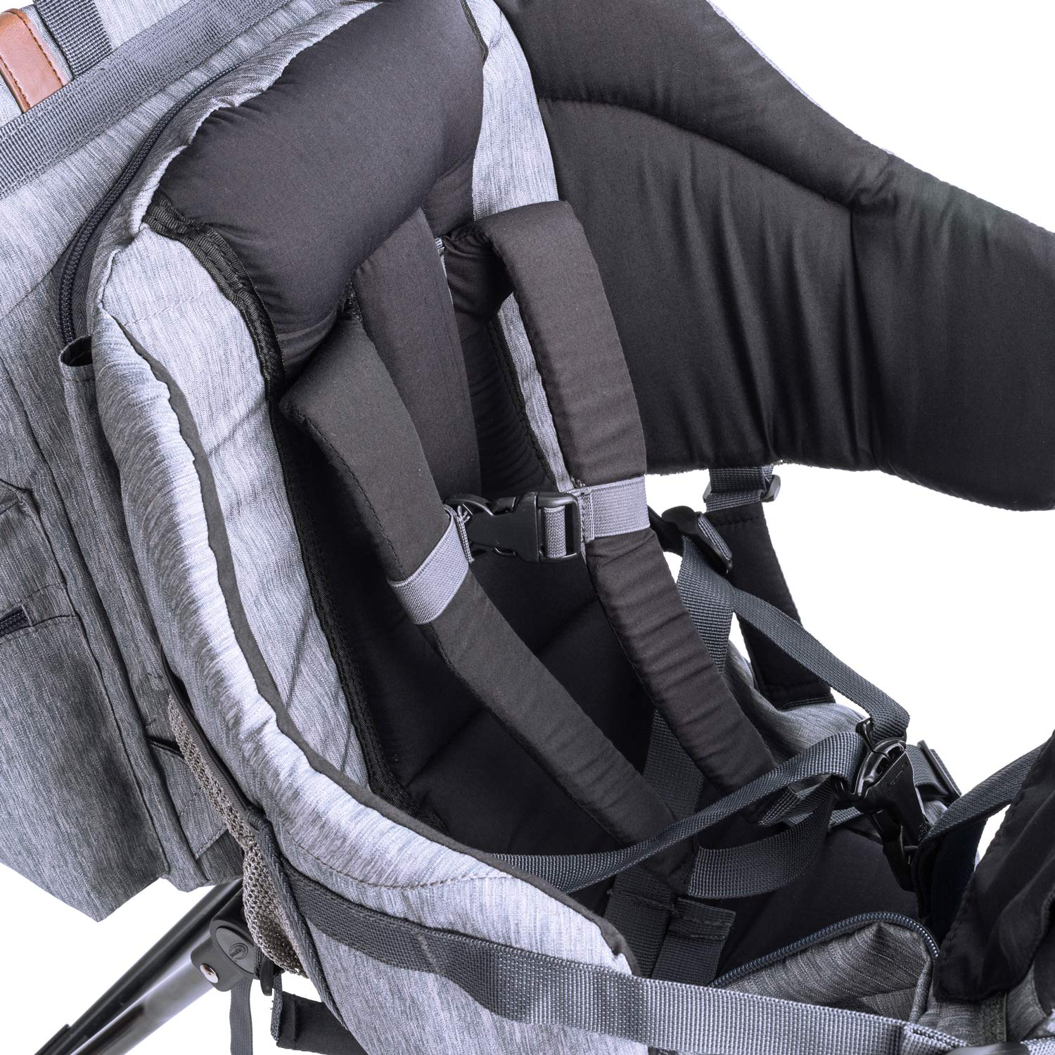 20991bd6e8f Amazon.com   Clevr Urban Explorer Hiking Baby Backpack Child Carrier ...