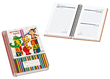 DOHE- Agenda Infantil de Guardería, a5 (10930)