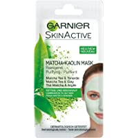 GARNIER SkinActive Rescue Purifying Matcha Clay Mask