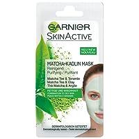 GARNIER SkinActive Rescue Purifying Matcha Clay Mask