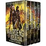 Wardens of Issalia Boxed Set: The Complete Epic Adventure (Issalia Omnibus Book 2)