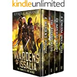 Wardens of Issalia Boxed Set: The Complete Epic Adventure (Issalia Omnibus Book 2)