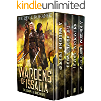 Wardens of Issalia Boxed Set: The Complete Epic Adventure (Issalia Omnibus Book 2) (English Edition)