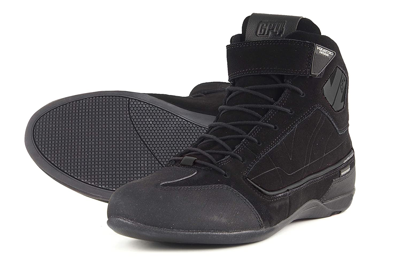 V Quattro Design GP4 WP Chaussures Homme Noir Taille 42EU-8US