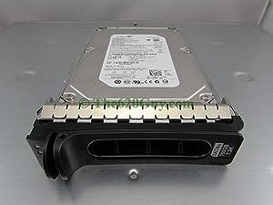 Dell PowerVault MD1000 MD3000 MD3000i 750GB SATA Hard Drive JW551 ST3750640NS +