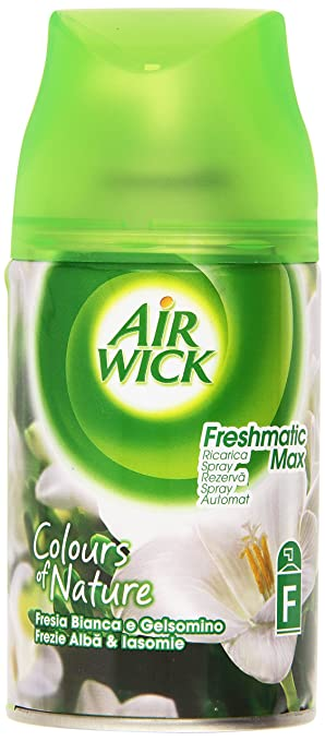 53 opinioni per Air Wick Fresh Matic Ricarica Spray