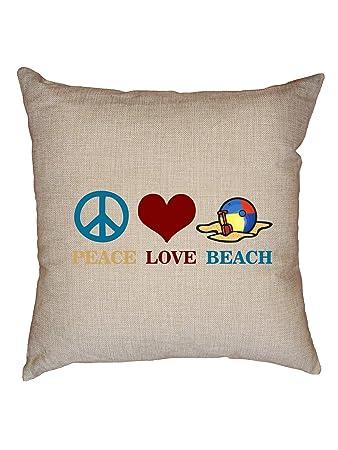 Amazon.com: Hollywood Hilo de la paz amor playa ...
