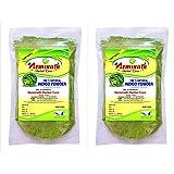 Neminath Herbal Care Indigo Leaves Powder for Hair 100% Ayurvedic, 227g Each (Pack of 2)