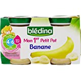 Blédina - Mon 1er petit Pot Banane dès 4 mois 2x130g
