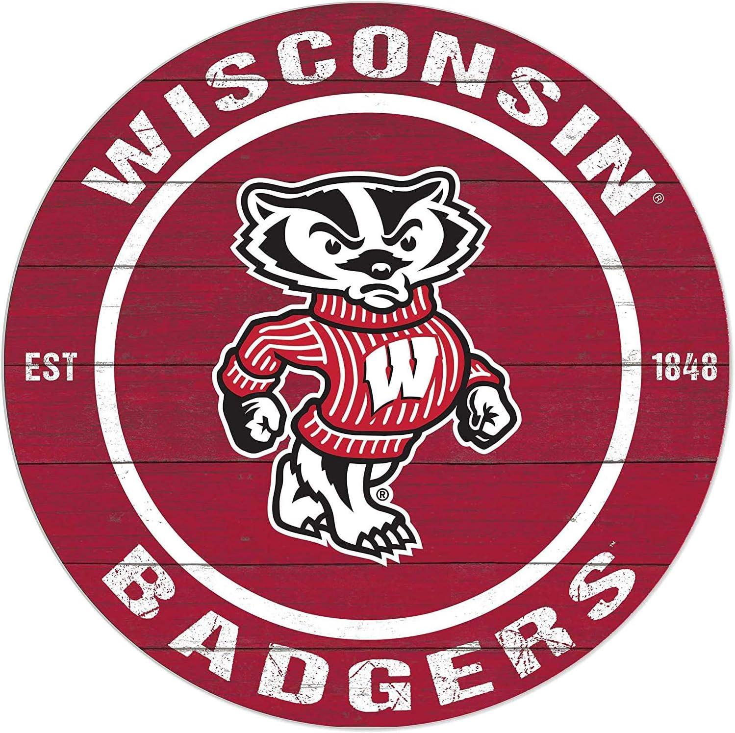 KH Sports Fan Wisconsin Badgers 20
