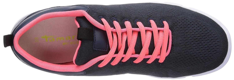 Tamaris (Navy 23701 Damen Sneakers Mehrfarbig (Navy Tamaris Comb 890) d31827