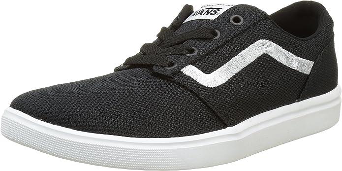 Vans Chapman Lite Sneakers Herren Schwarz (Mesh)