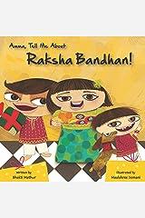 Amma Tell Me About Raksha Bandhan!: 12 Paperback