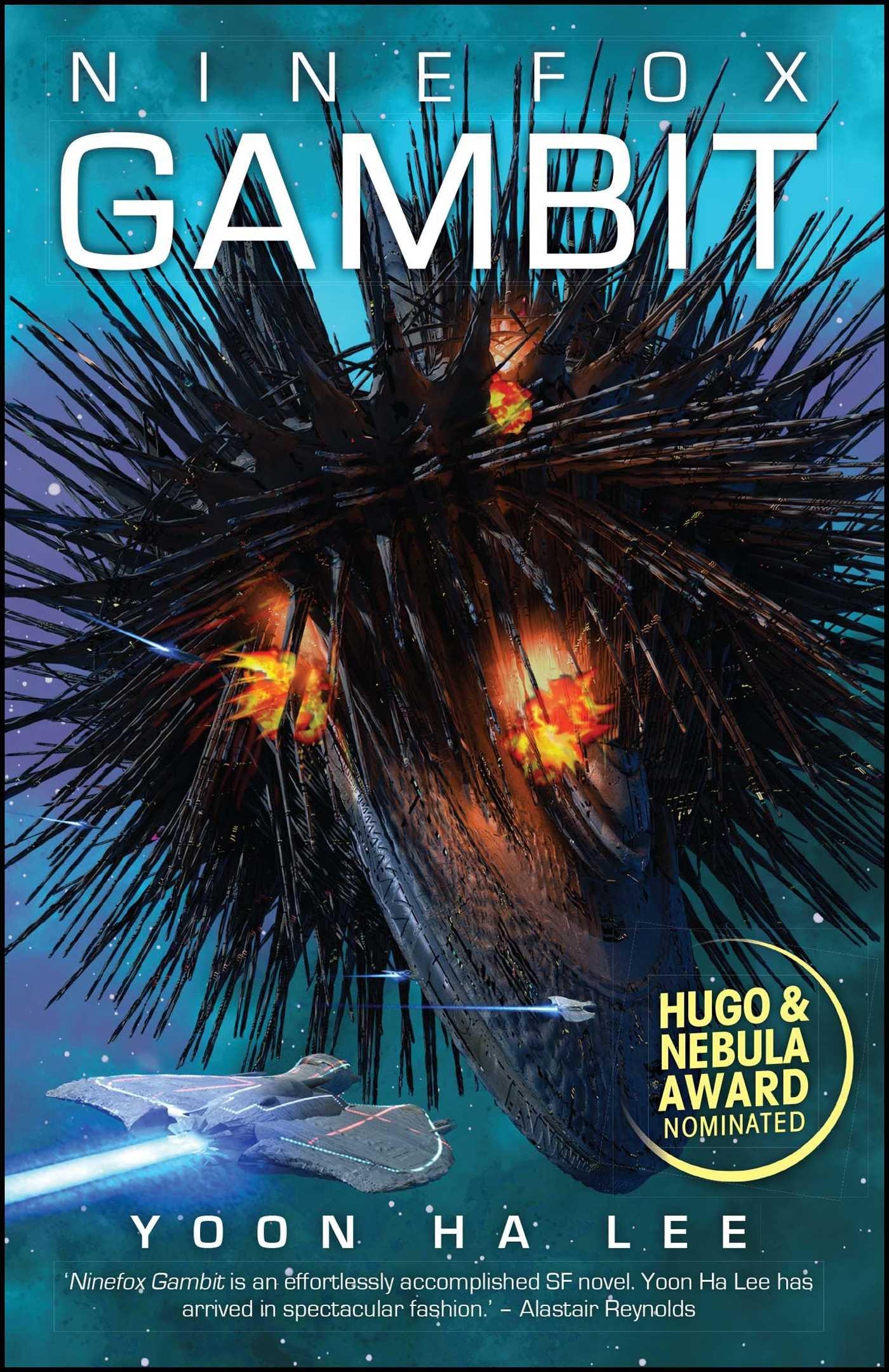 Amazon.com: Ninefox Gambit (1) (Machineries of Empire) (9781781084496):  Lee, Yoon Ha: Books