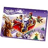 Milka Calendario de Adviento Navidad, 200g