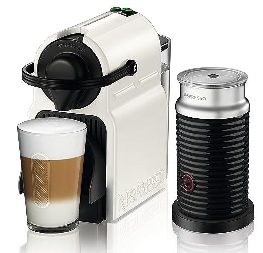 2227 opinioni per Nespresso Inissia & Aeroccino XN1011 Macchina per Caffè Espresso, White