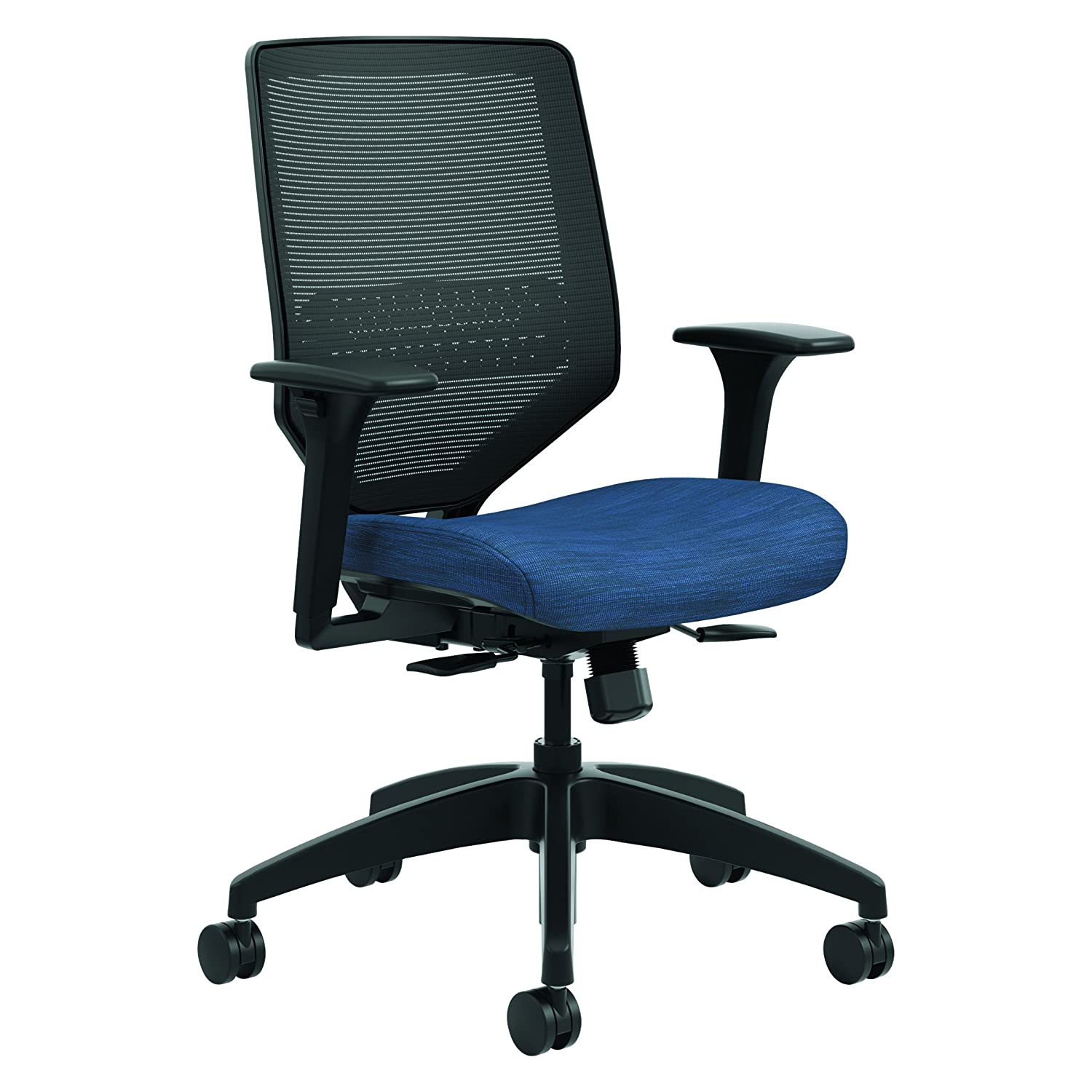 Amazon HON Solve Series Mesh Back Task Chair Mid Back