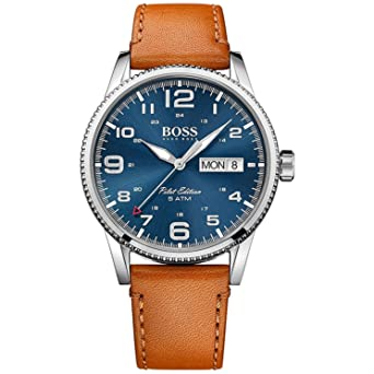 Hugo Boss Analog Quartz 1513331 Noticeable