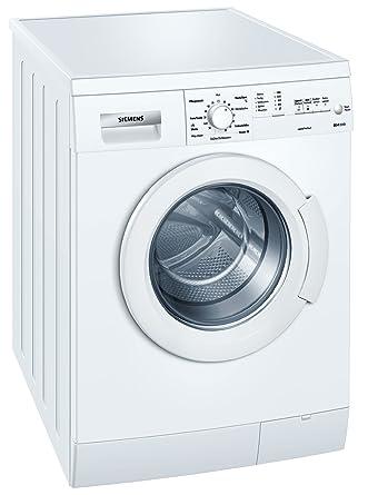 Siemens IQ300 WM14E144 Frontlader Waschmaschine/A+ A / 1400 UpM / 6 Kg/weiß