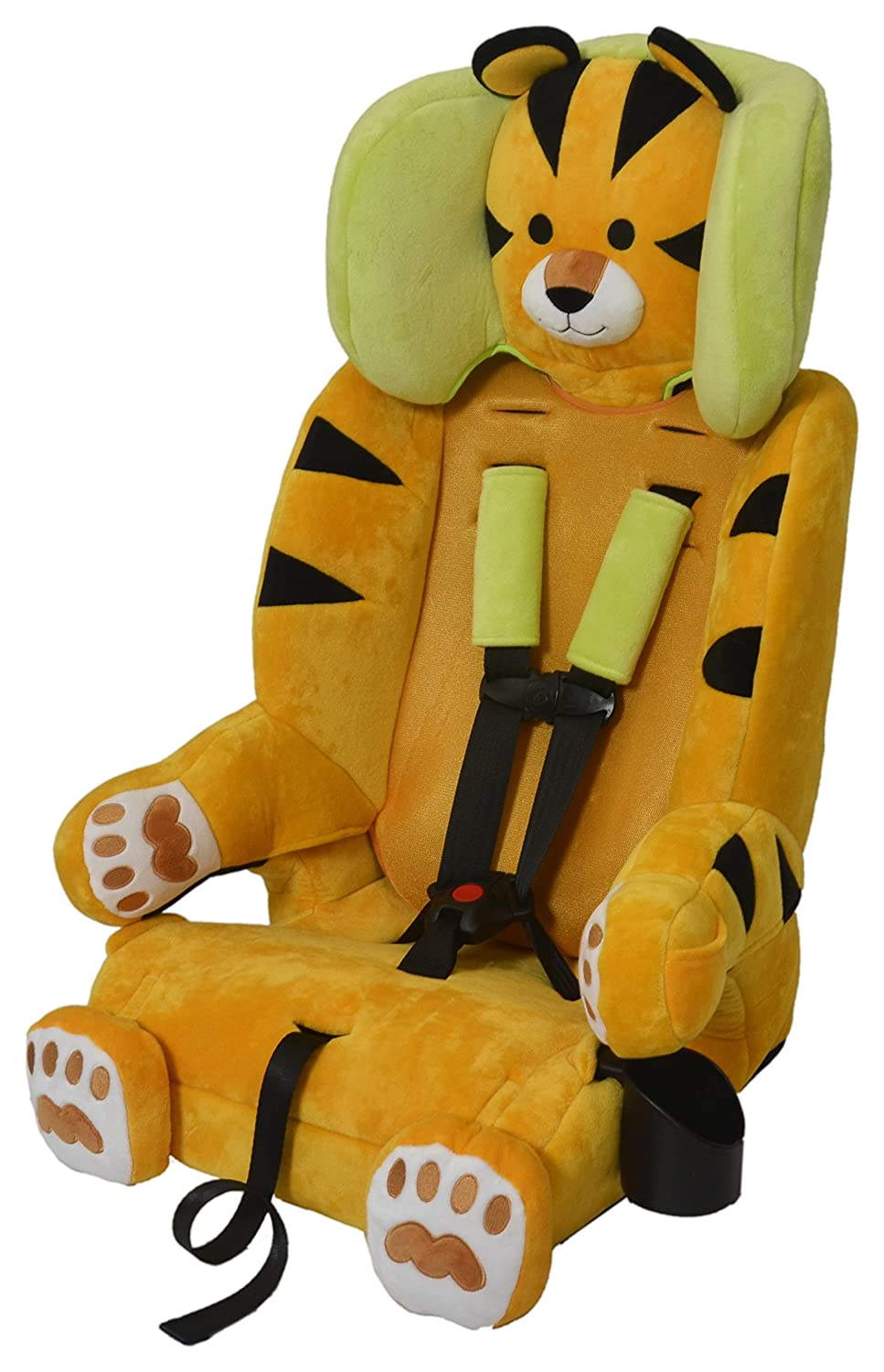 Sentry Guardimals Combination 3-in-1 Harness Booster Car Seat, Tiger 400031TG