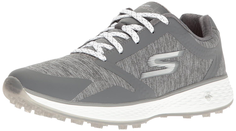 Skechers Women's Go Golf Birdie Golf Shoe B01JJ1HI64 10 B(M) US|Gray Heathered
