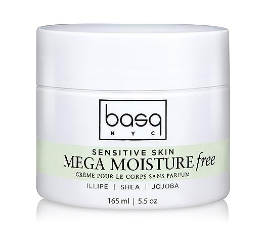 The Basq Mega Moisture Free Cream travel product recommended by Marisa Honig on Pretty Progressive.