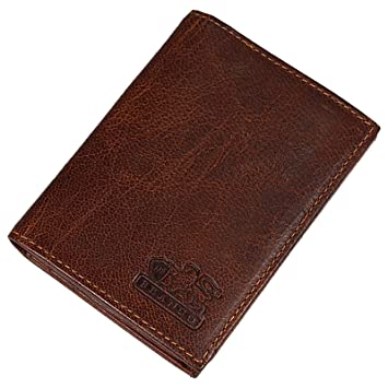 Branco Kreditkartenetui Leder Kreditkartenmappe