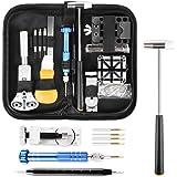 YISSVIC 183Pz Orologi Strumenti kit Riparazione Orologi Professionale Con Bustina In Nylon Inclusa