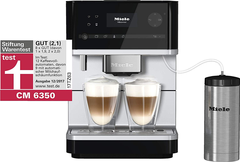 Miele CM6350 GRGR – Cafetera automática negro obsidiana: Amazon.es: Hogar