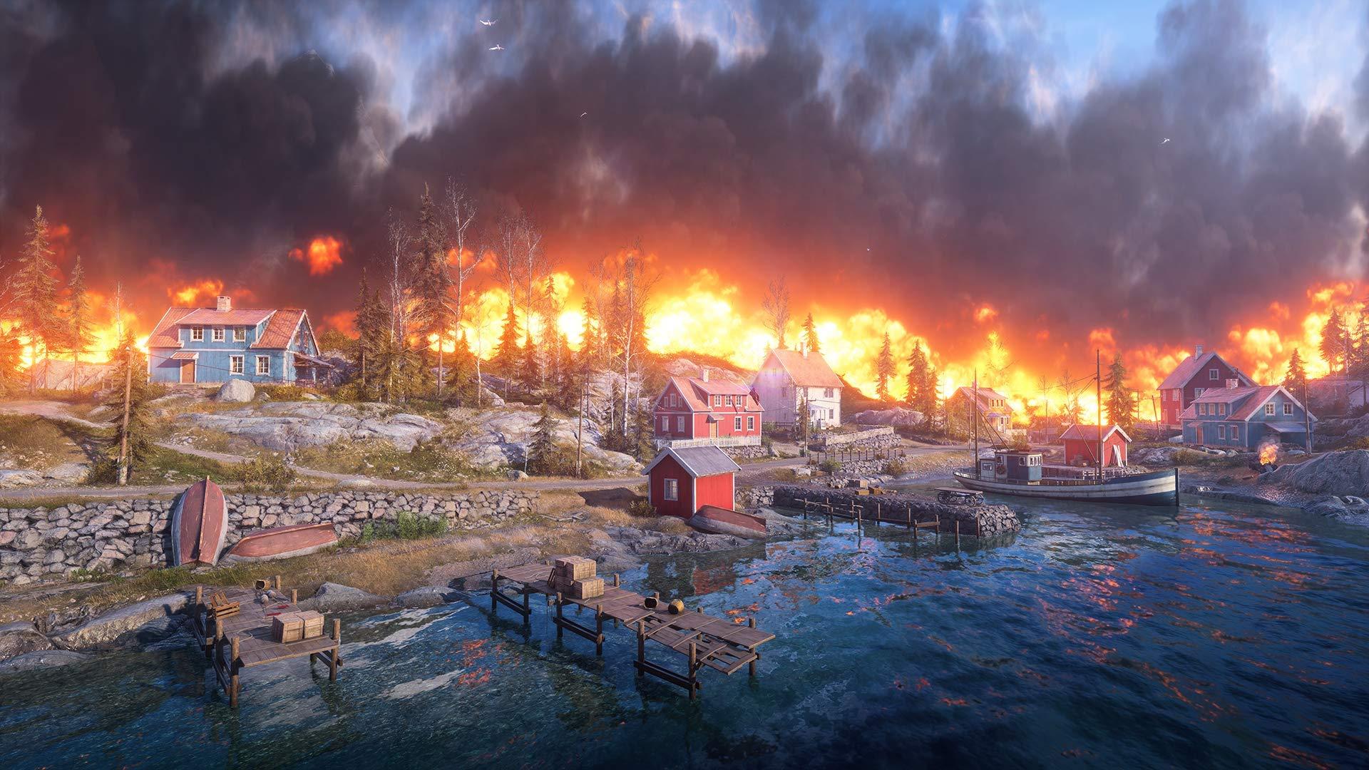 Amazon com: Battlefield V [Online Game Code]: Video Games