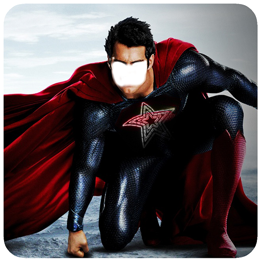 SuperHero Face Troll Maker - Funny Replace Faces Visage Face Photo - Champions Photograph