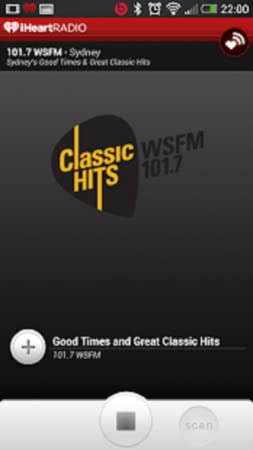 Amazon com: iHeartRadio: free music radio: Appstore for Android