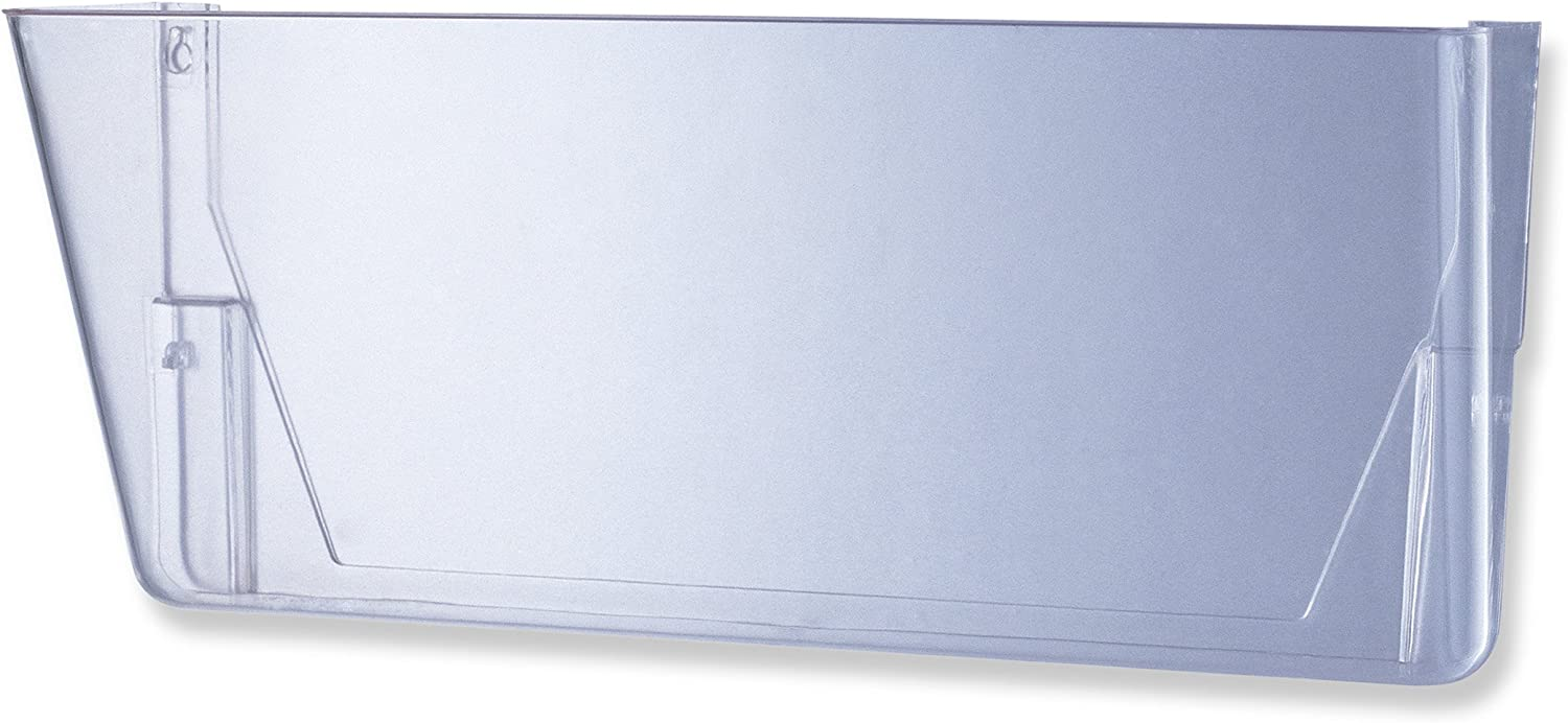 Officemate Wall File, Legal Size, Clear (21444)