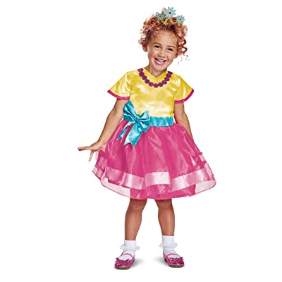 Disguise Nancy Classic Fancy Nancy Toddler Costume: Toys & Games