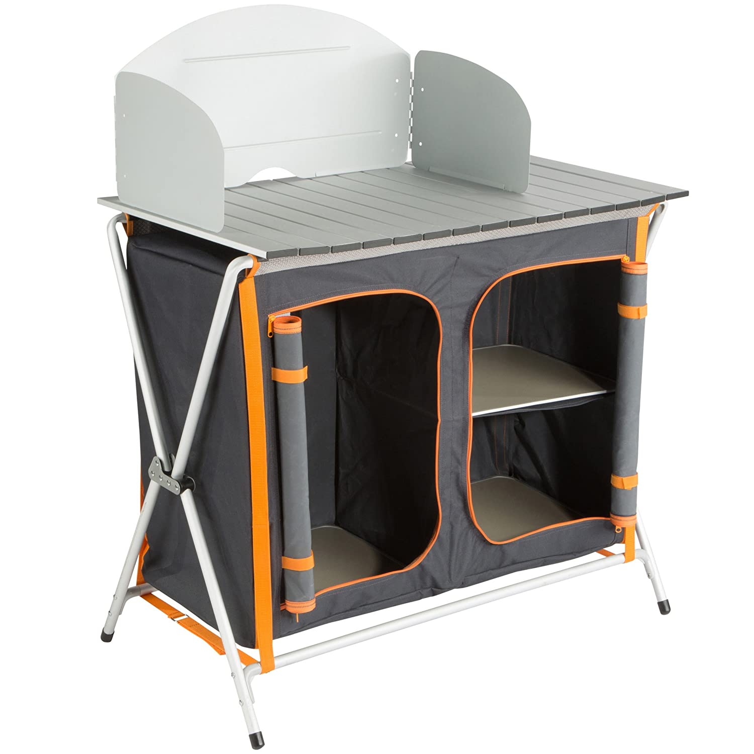 ultrasport camping folding kitchen - Outwell Sudbury Kitchen Table
