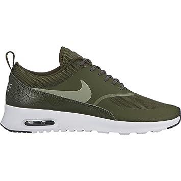 Nike Air Max Thea - Damen Sneaker Freizeitschuhe - 599409-310  Khaki/anthrazit