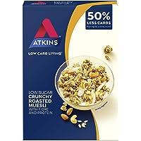 Atkins Low Carb Low Sugar Crunchy Roasted Muesli 325g
