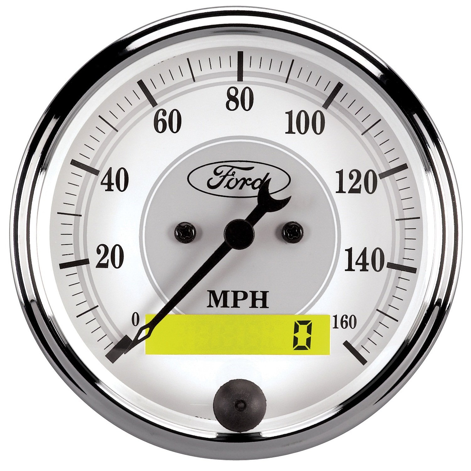 Auto Meter 880355 Ford Racing Series In Dash Electric Speedometer