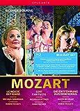 Mozart:3 Operas Box Set [Sally Matthews; Vito Priante; Glyndebourne Chorus; Orchestra Of The Age Of Enlightenment; Robin Ticciati; Ivan Fischer] [Opus Arte: OABD7242BD] [Blu-ray] [Region Free]