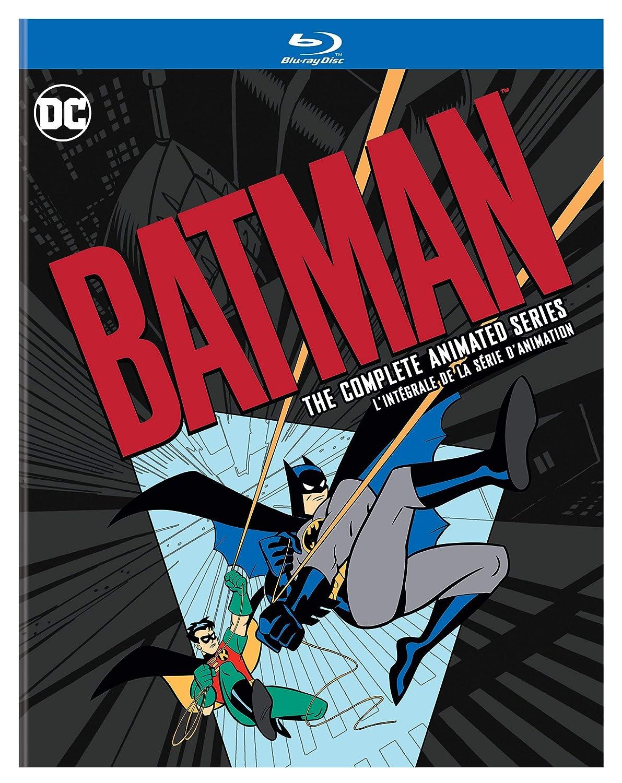 Batman: The Animated Series: CSR [Blu-ray] Various Warner Bros.