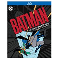 Batman: The Animated Series: CSR [Blu-ray]