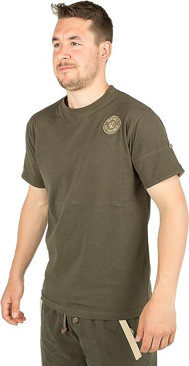 Nash pesca ropa nueva en tu camino camiseta - Todas las tallas, color , tamaño XXL: Amazon.es: Deportes y aire libre