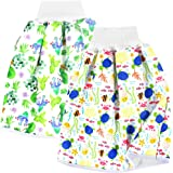 Litetao Baby Diaper Skirt Shorts Waterproof and Absorbent Shorts for Toddlers 0-8Years