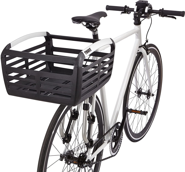 Thule Cesta Canasta De La Bicicleta, Adultos Unisex, Negro, M ...
