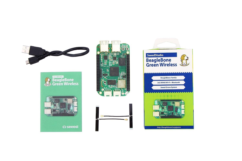 Seeed Studio BeagleBone Green Wireless
