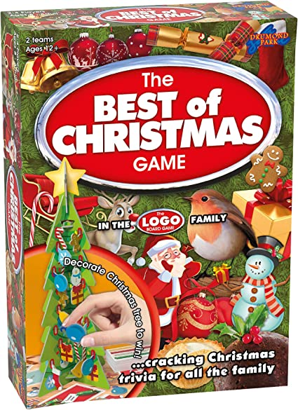 The LOGO Board Game Great Game For The Family @ Christmas New