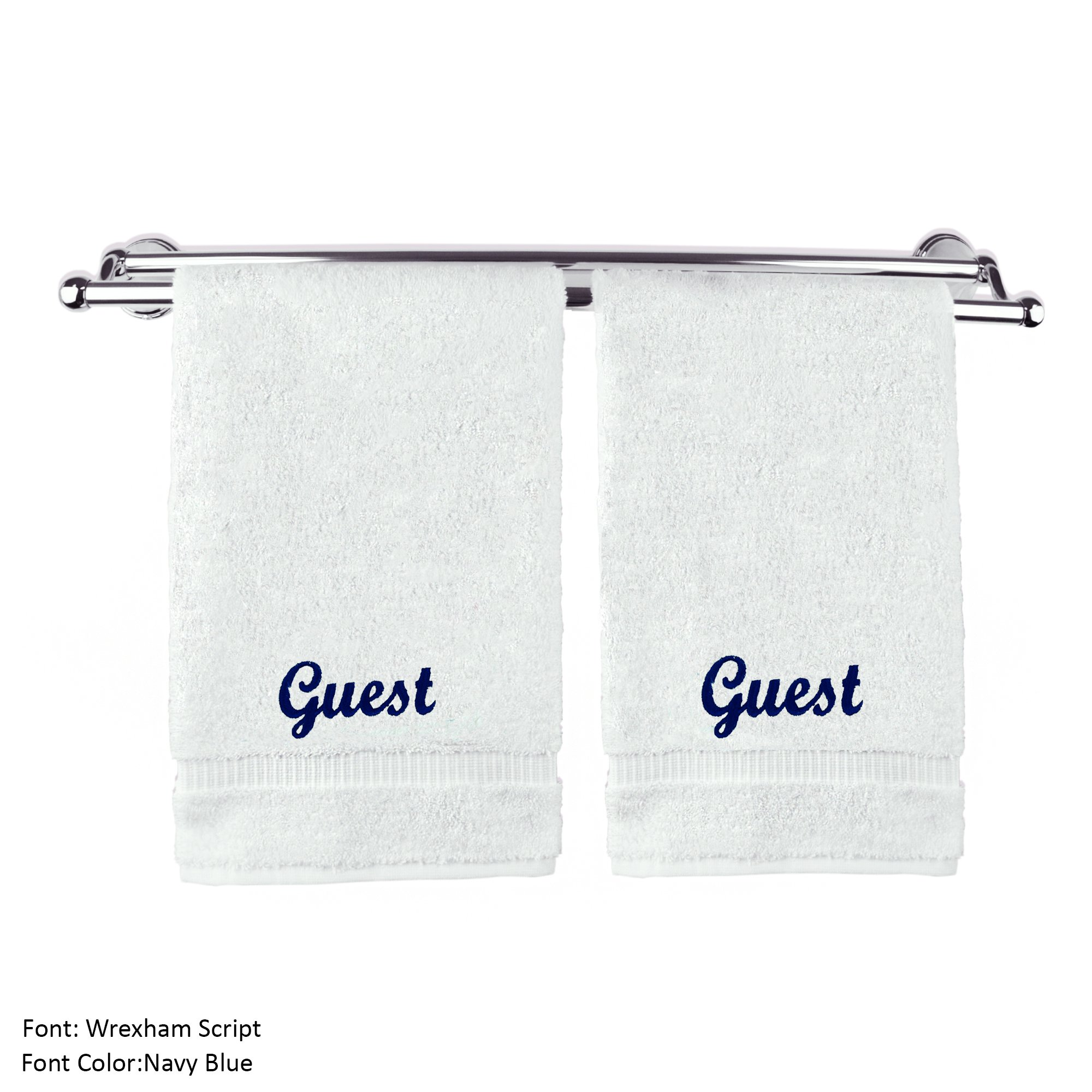 BC BARE COTTON Luxury Hotel & Spa Guest Hand Towels Wedding Engagement Anniversary Gift