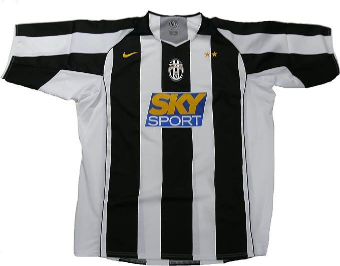 Nike Juventus Turin Camiseta Jersey 2004/2005 Home Talla XL: Amazon.es: Deportes y aire libre