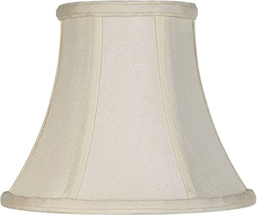 Imperial Collection8482 Creme Lamp Shade 4.5×8.5×7 Clip-On – Imperial Shade